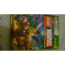 Jogo Xbox 360 Lego Marvel Original