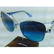 Óculos De Sol Feminino Aviador Vogue Ana Hickmann Original