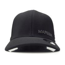 Boné Maresia Aba Curva Basic Black