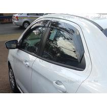 Calha Chuva Ford Novo Ka Hatch Sedan 4 Portas Tgpoli 21.021