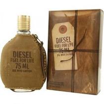 Perfume Fuel For Life Edt Masculino 75ml Diesel Promoção