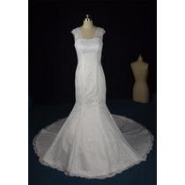 Vestido De Noiva Exclusivo E Maravilhoso! A Preço De Aluguel