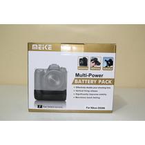 Grip Bateria Meike P/ Nikon D5300 Battery Punho Dslr