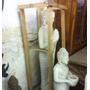 Estatua De Pedra Branca Do Buda De 150cm Importada De Bali