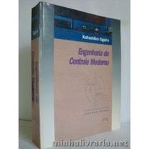 Livro Engenharia De Controle Moderno Katsuhiko Ogata Livro E