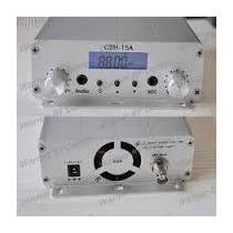 Transmissor Fm 15 Watts 900 Reais
