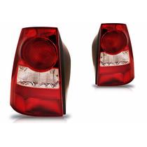 Lanterna Traseira Parati G4 2006 2007 2008 2009 2010 Bicolor