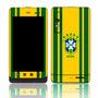 Capa Adesivo Skin367 Motorola Milestone 3 Xt860 + Kit Tela