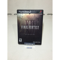 Final Fantasy Xii Steel Box Original Completo Playstation 2
