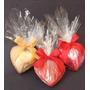 Mini Coroção Bombom Trufado Unidade 1,20 Chocolate Garoto