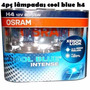 Jg Lâmpadas H4 Cool Blue Osram Jeep Renegade 2015 - 4pç