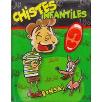 Livro Importado Piadas Infantis