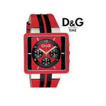 D&g Dolce & Gabbana Watch Cream Relogio Crono Dw0064