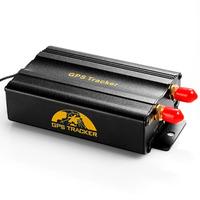 Rastreador Bloqueador Localizador Veícular Gps Gsm Tk 103b