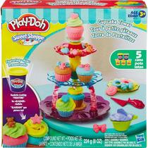 Conjunto Massinha Play Doh Torre De Cupcake A5144 - Hasbro