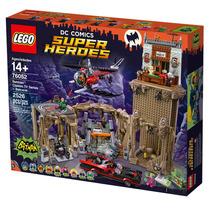 Lego Batman Classic Batcave - 76052 - 2526 Pcs Leia Anuncio