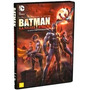Batman - Sangue Ruim Dvd + Piada Mortal Dvd