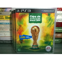 Jogo Copa Do Mundo Fifa 14 World Cup 2014 Ps3 Português