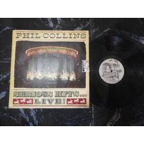 Phil Collins - Serious Hits...live! - Vinil - Lp