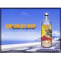 Vodka Absolut Rio - 1 Litro - Nova, Lacrada