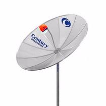 Antena Parabolica Century Hd Digital Banda C 1,90m 190cm
