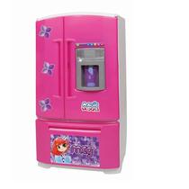 Geladeira Inverse Side By Side Magic Toys Cozinha Infantil