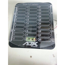 Painel Para Voltímetro Digital Ajk Micro-volt