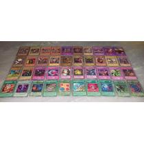 Lote De 40 Mini Cartas De Yu-gi-oh, Baseadas Em Joey Wheeler
