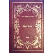 Livro Werther Johann Goethe