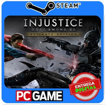 Injustice: Gods Among Us - Ultimate Edition Pc Steam Cd-key