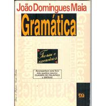 Gramática - Teoria E Execercícios - João Domingues Maia