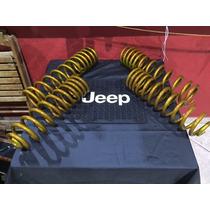 Molas Lift Progressiva 4,5 Jeep Wrangler 07 A 16 Metal Clock