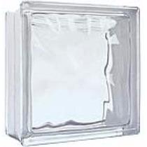 Bloco De Vidro Incolor 19x19x8 - 6 Unidades