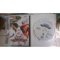 Jogo Nintendo Wii Fifa 2009 All Play Pal Europa Rvl-001(eur)