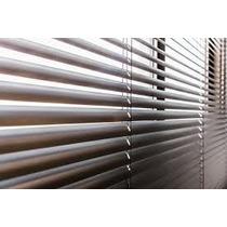 Persianas Horizontais Alumínio 25mm 1,40 L X 1,50 A Cores Rj