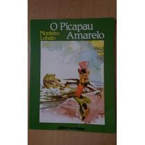 Livro O Picapau Amarelo- Monteiro Lobato