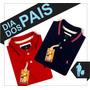 Kit 2 Camisas Polo Sheepfyeld Original Dia Dos Pais Original