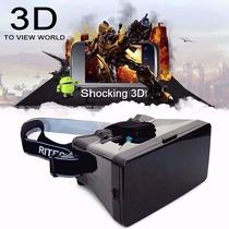 Oculos 3d Realidade Virtual Cardboard Sony Xperia Series