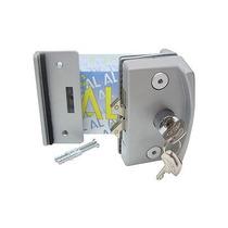 Kit 10 Al - Fechadura P/ Porta Blindex V/a