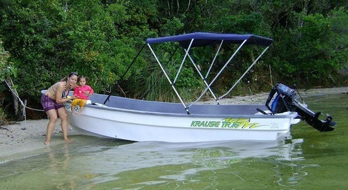 KRAUSE BOATS TR 16 -  LANCHA PESCA - BARCO REDE- PANGA STYLE