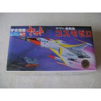 Yamato Caça Cosmo Zero - Patrulha Estelar - Kit Para Montar