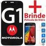 Tela Touch Completa Lcd Moto G G1 Xt1032 + Pelicula Vidro