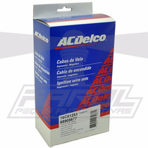 Jogo Cabo Velas Blazer S10 Celta Corsa Prisma Palio Acdelco