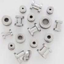 Alargador Piercing 2mm, 4mm, 6mm, 8mm Aço Inox Cir