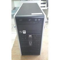 Pc Cpu Hp Amd Phenom X4 Quadcore Hd 250, 2 Gbs De Ram