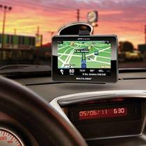 Gps Automotivo Multilaser Tracker 3 Gps033 Tela 4.3