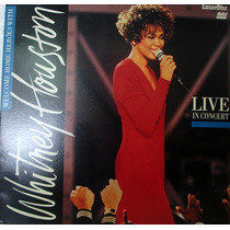 Ld / Musica - Whitney Houston - Live In Concert