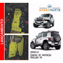 Kit Protetor Carter, Cambio, Tanque Jeep Troller 2015 4x4