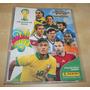 Fichário Panini Com 360 Cards Adrenalyn Xl Copa Mundo 2014