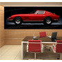 Adesivo Papel Parede Painel Carros Classicos Mustang Ferrari
